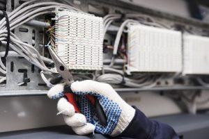elettricista professionista